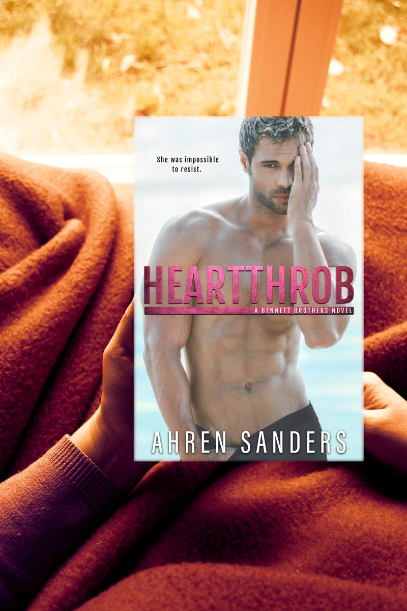 Ahren Sanders - Heartthrob Titel