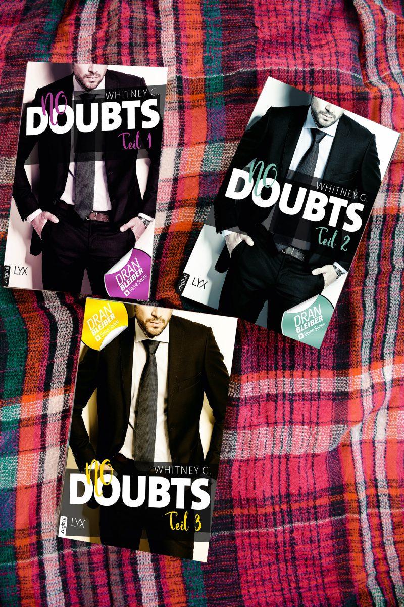 Whitney G. No Doubts Bücherserie Buchcover