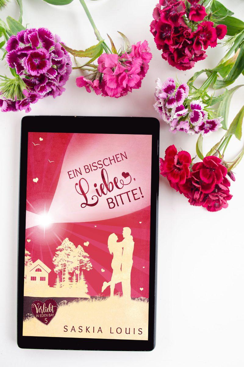 Saskia Louis - Ein bisschen Liebe bitte Buchcover